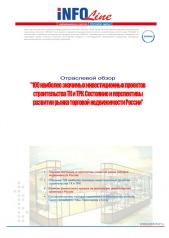 100 наиболее значимых инвестиционных проектов строительства ТК и ТРК.