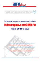 Рейтинг торговых сетей FMCG РФ: Май 2010 года.