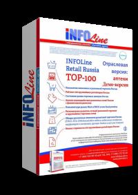 INFOLine Retail Russia ТOP-100: аптечный сегмент. Тенденции 2015 года. Прогноз до 2018 года