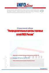 Распределительные Центры торговых сетей FMCG РФ.